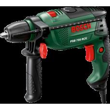 Ударна бормашина Bosch PSB 750 RCE - Basic