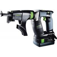 Акумулаторен винтоверт за сухо строителство Festool DWC 18-2500 Li 3,1-Compact