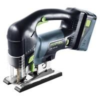 Махален прободен трион Festool CARVEX18 PSBC 420 Li 5,2 EB-Set