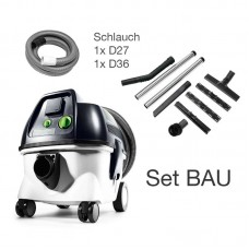 Прахосмукачка CLEANTEC Festool CT 17 E-Set BA